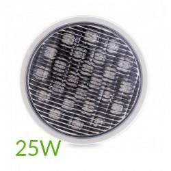 Comprar Bombilla Par56 led para piscina 25W RGB con mando
