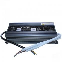 Comprar Transformador IP67 exterior 12v 100W