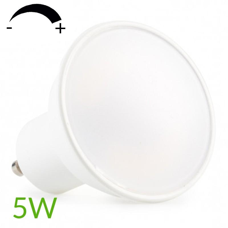 Bombilla inteligente Wifi con casquillo gu10 5W