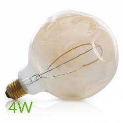 Vender Bombilla led e-27 filamento g125 regulable 4w 360lm