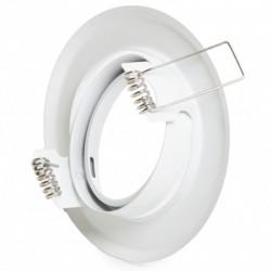 Comprar Aro empotrable circular blanco 93mm