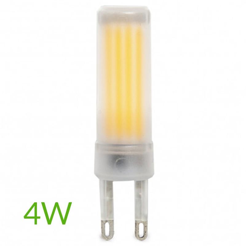 Bombilla led g9 4w filamento 360lm