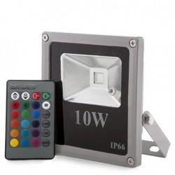 Comprar GU10 LED COB 3W RGB