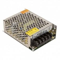 Transformador metálico 12v 36W 3A IP25