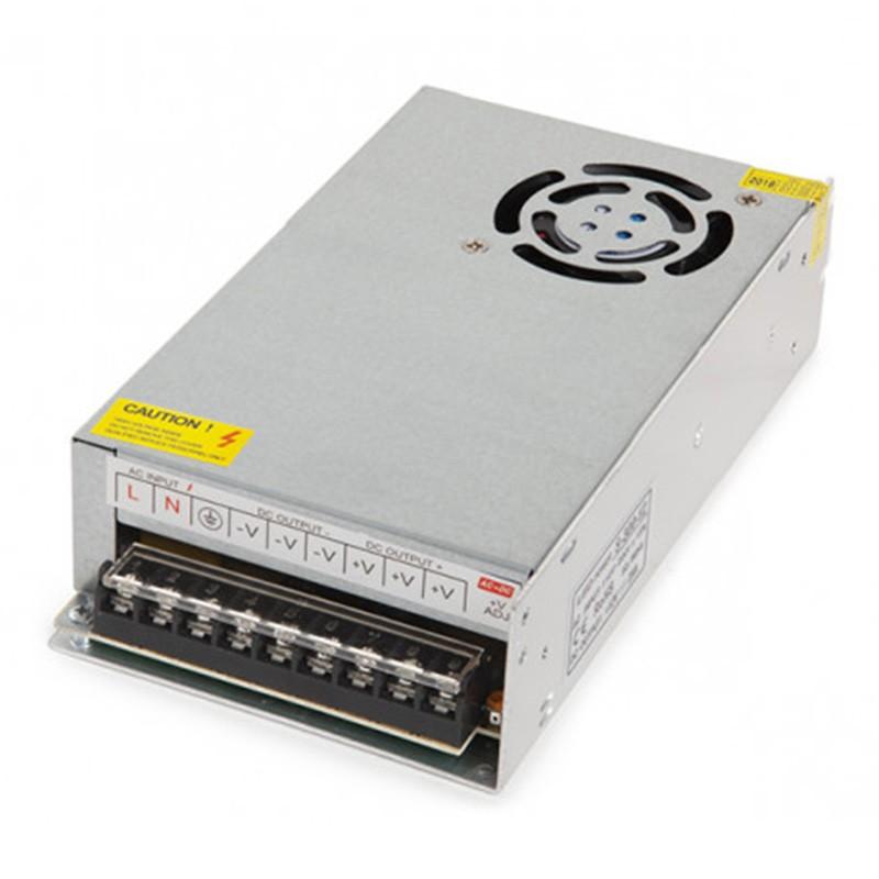 Transformador metálico 12v 300W 25A IP25