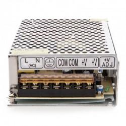Comprar Transformador metálico 12v 100W 8,5A IP25