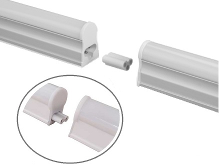 Tubos fluorescentes integrados t5 modulares